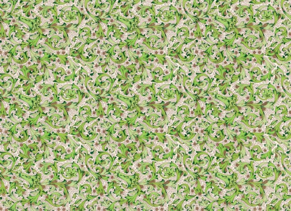 Florentina grün - Florentiner Papier