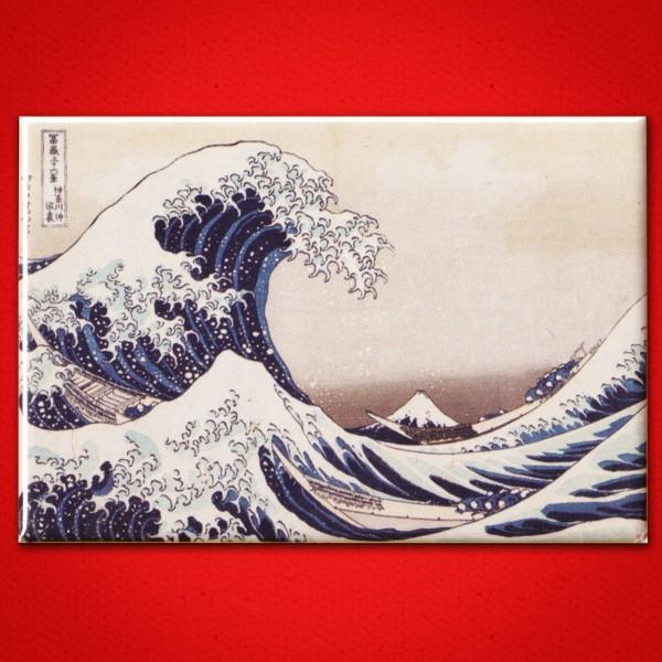 Hokusai: Die große Welle - Magnet