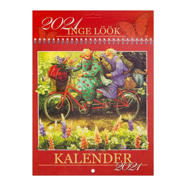 Inge Löök Kalender 2021