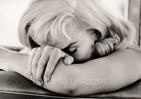 Marilyn Monroe, The Misfits - Postkarte