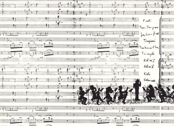 Orchester - Carta Varese Papier