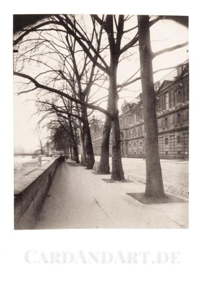 Quai du Louvre - Postkarte
