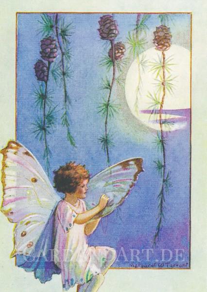 Tarrant Margaret: Larch Fairy - Postkarte