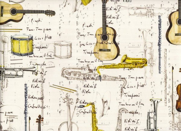 Instrumente - Carta Varese Papier