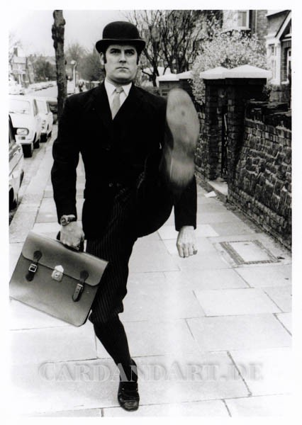 Monty Python´s Flying Circus - Postkarte