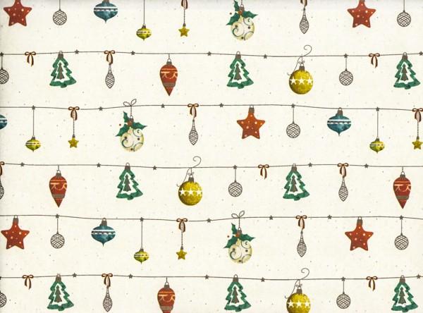 Jingle Bells - Geschenkpapier Weihnachten