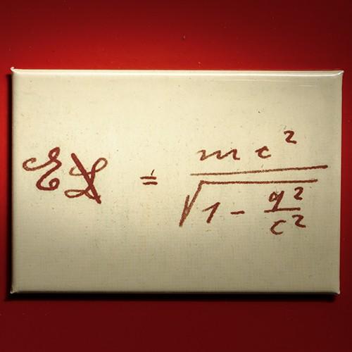 Albert Einsteins Relativitätstheorie - Magnet