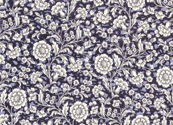 Wiesenblumen blau - Carta Varese