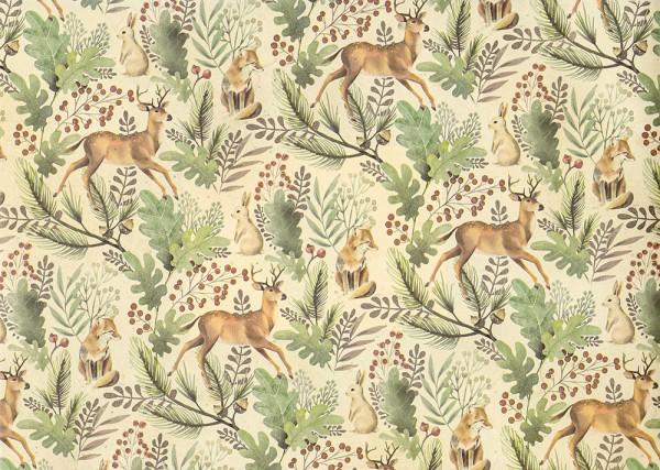 Forest Animals - Geschenkpapier