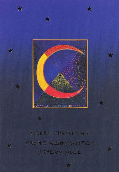 MARA: Weihnachtskarte