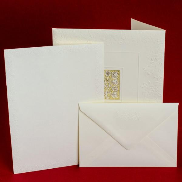 """Italienische Briefpapiermappe """"Madame """""""