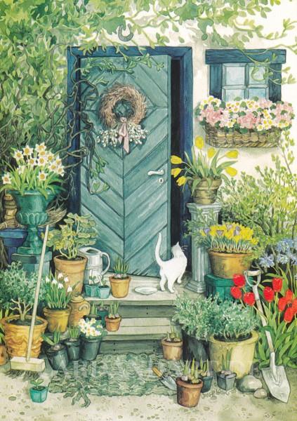 Inge Löök: Blütenreich - Postkarte Nr. 109