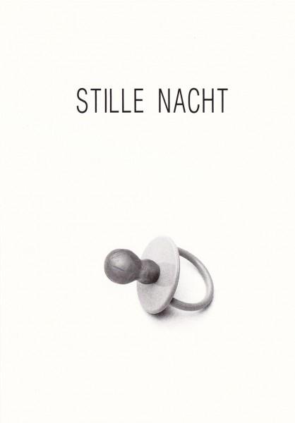Stille Nacht - Postkarte