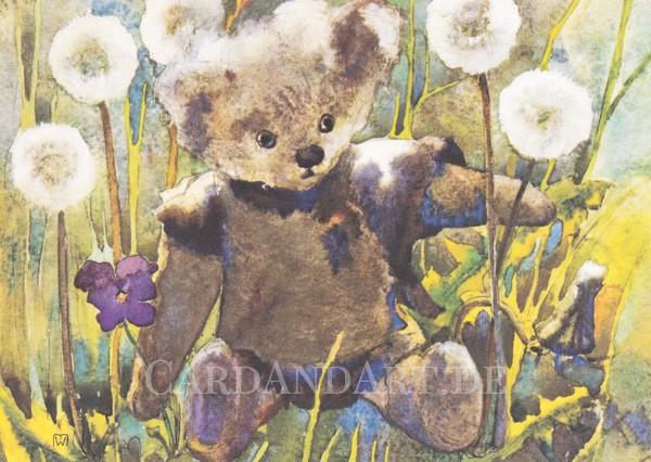 Mili Weber - Bärenknabe - Postkarte