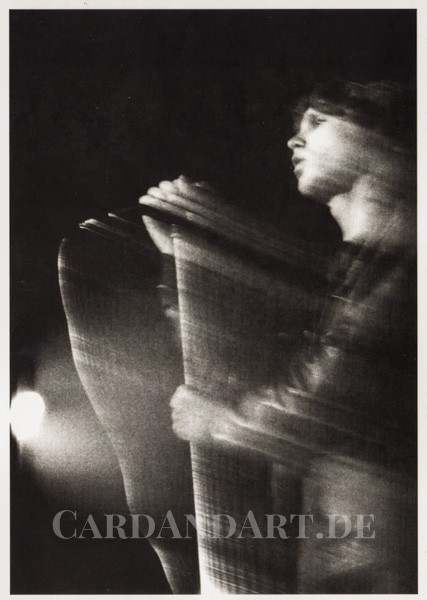 Jim Morrison - Postkarte