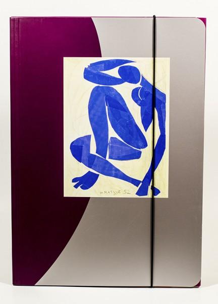 Sammelmappe - Matisse, H. - nu bleu IV