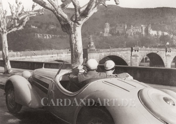 Riverside Drive - Postkarte