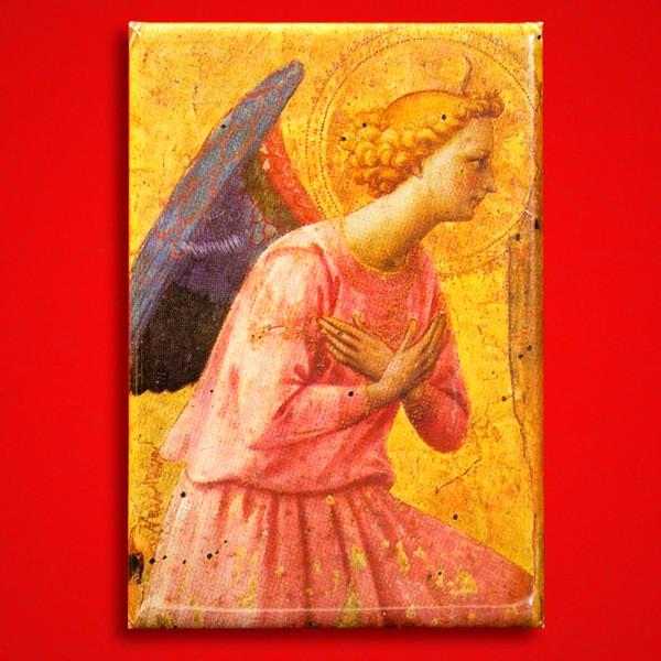 Fra Angelico, Anbetender Engel - Magnet