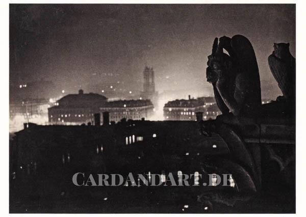 Brassai, Le Stryge - Postkarte