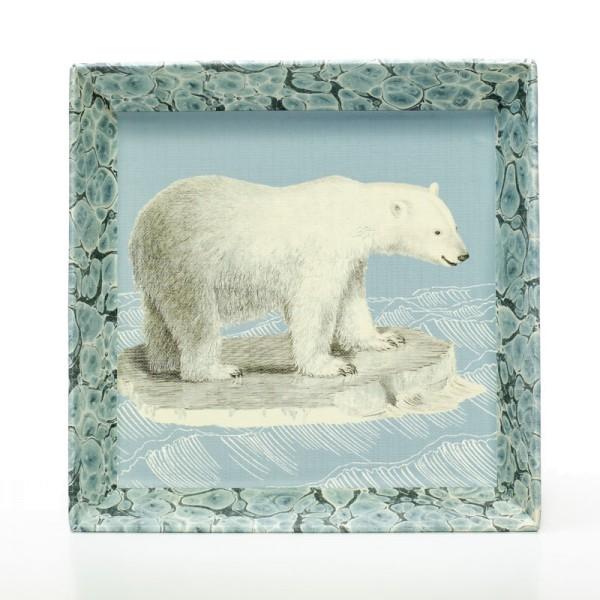 Teddy - Schale 18 cm x 18 cm