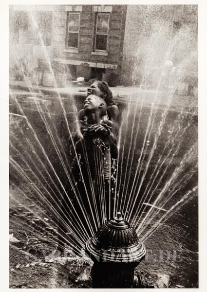 Harlem New York - Postkarte