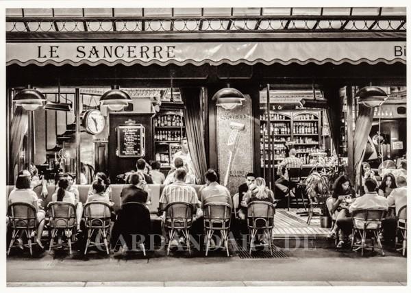 Löffka, Dennis: Essen wie Gott in Frankreich - Postkarte