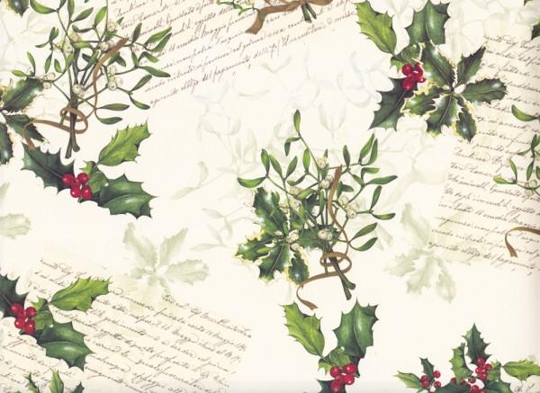 Weihnachtsbrief - Carta Varese Geschenkpapier