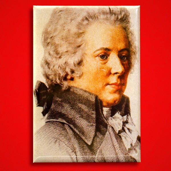 Wolfgang Amadeus Mozart - Magnet