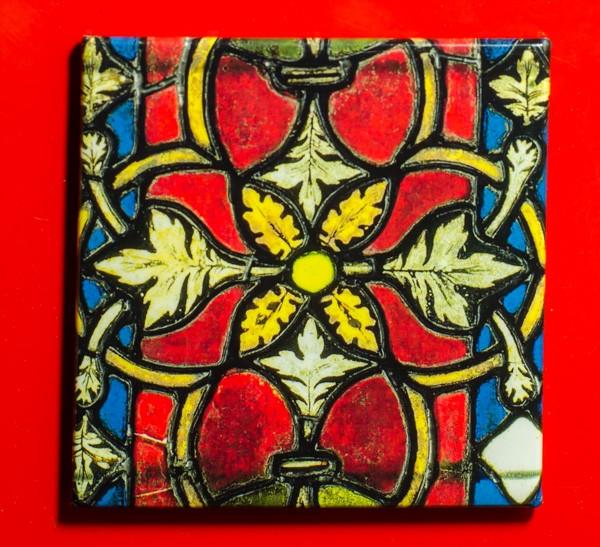 Décor de feuilles d'érable - Magnet