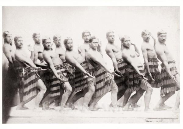 Polynesia - Postkarte