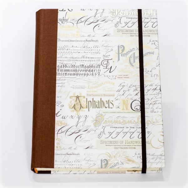 Notizbuch - Calligraphie A5