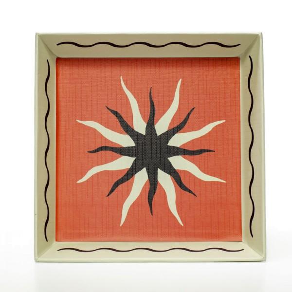 Cap Ferrat - Schale 18 cm x 18 cm