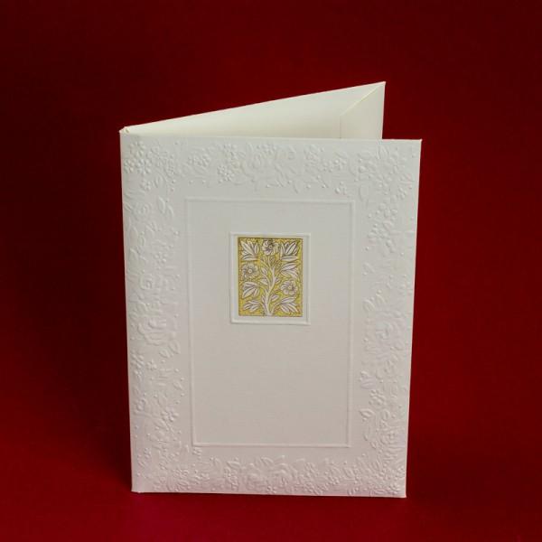 """Italienische Briefkartenmappe """" Madame """" A6"""