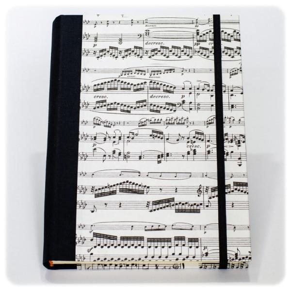 Notizbuch - Musik - A5