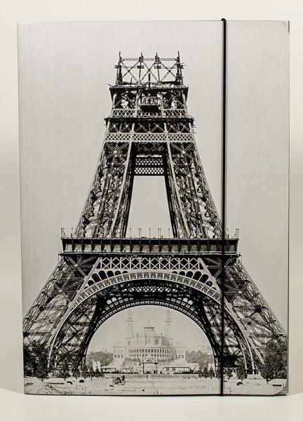 Sammelmappe - La Tour Eiffel en Construction