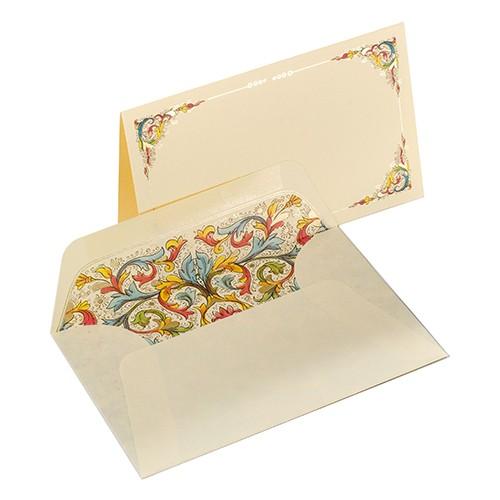Florentia - Italienische Briefkarten mit Kuvert in Box